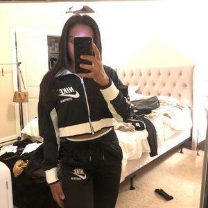 EUC Nike Sportswear Track Suit